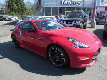 Morrey Autogroup Used 2016 Nissan 370z Nismo For Sale In Vancouver