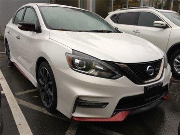 2017 Nissan Sentra 1.6 NISMO MCVT