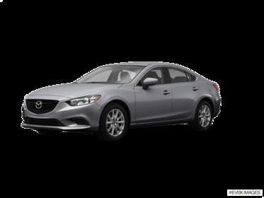 2016 Mazda Mazda6 GX at