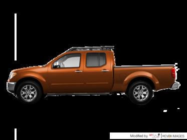 2018 Nissan Frontier Crew Cab SL 4x4 at