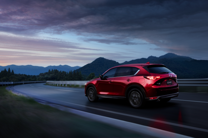 Cinq raisons qui expliquent le succès du Mazda CX-5 2017