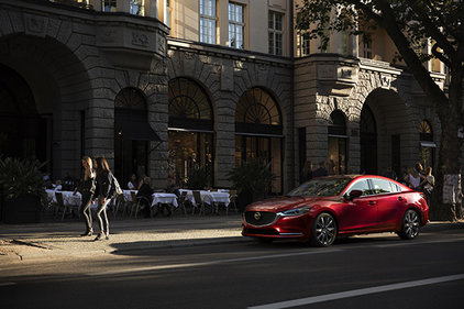 Mazda6 2018 : une voiture qu'on gagne à connaitre