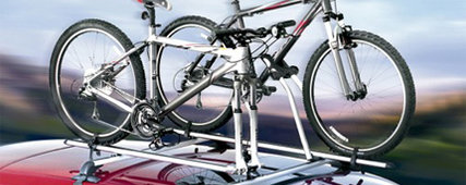 La randonnée de vélo et la balade en auto, un duo hors pair!