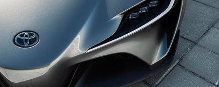 Toyota mise sur les voitures « anges gardiens » avant la voiture autonome!
