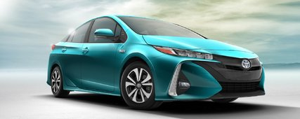 En grande primeur canadienne, la Toyota Prius Prime2017 débarque au Québec!