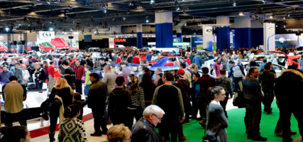 Plus que jamais, le Salon international de l'auto de Montréal devient un événement familial!