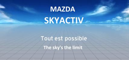 Qu'est-ce que la technologie Skyactiv?