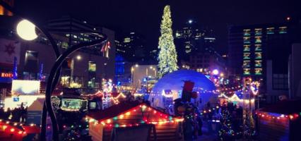 Découvrez le Grand Marché de Noël en plein centre-ville de Montréal!