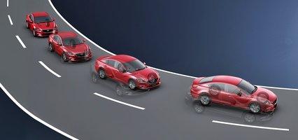 Le contrôle vectoriel-G de Mazda remporte le prix de la Meilleure nouvelle technologie - Innovation 2017 de l'AJAC