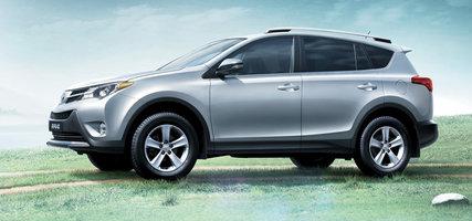 Toyota RAV4 2014 – Perfect redesign
