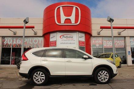 2015 Honda CR-V EX-L- AWD+ LEATHER + HEATED SEATS & MORE!