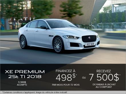La Jaguar XE Premium 25t TI 2018