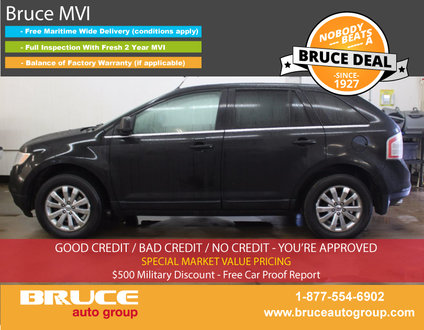 Used 2008 Ford Edge Limited 3 5l 6 Cyl Automatic Awd In