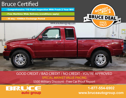 Used 2011 Ford Ranger Sport 4 0l 6 Cyl Automatic 4x4
