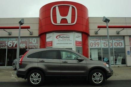 2011 Honda CR-V EX - MOONROOF - POWER SEAT - ALLOY WHEELS