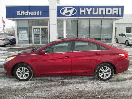 2012 Hyundai Sonata GLS / ALLOYS / FOG LIGHTS / POWER SUNROOF /