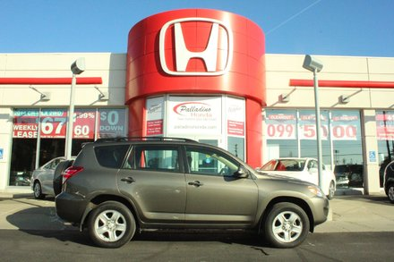 2011 Toyota RAV4 BASE - A/C - CRUISE - AWD - ALLOY WHEELS