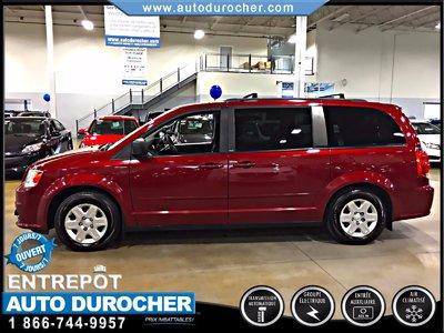 2011 Dodge Grand Caravan AUTOMATIQUE GR.ÉLECTRIQUES