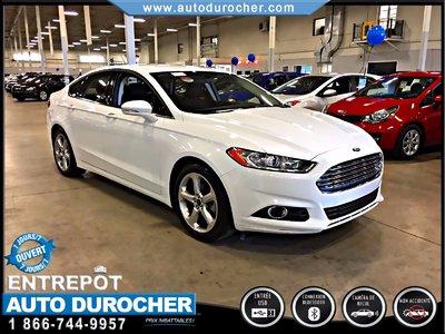 2016 Ford Fusion SE AUTOMATIQUE TOUT ÉQUIPÉ CAMERA DE RECUL