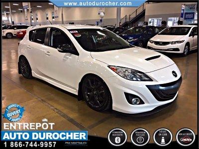 Mazda Mazda3 Speed3 TOUT ÉQUIPÉ SYSTÈME DE NAVIGATION TURBO 2013