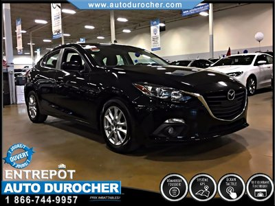 Mazda Mazda3 GS-SKY TOUT ÉQUIPÉ CAMERA DE RECUL 2014