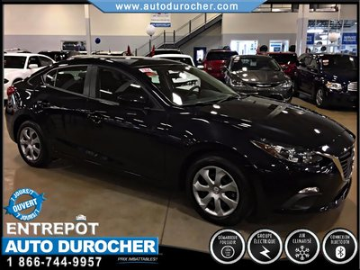 2014 Mazda Mazda3 GX-SKY AUTOMATIQUE TOUT ÉQUIPÉ