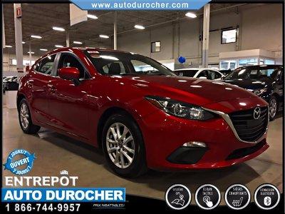 2014 Mazda Mazda3 GS-SKY TOUT ÉQUIPÉ JANTES ÉCRAN