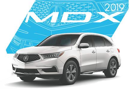 2019 MDX