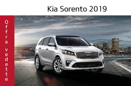 Sorento LX TA 2019