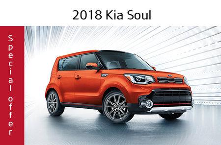 2018 Kia Soul LX