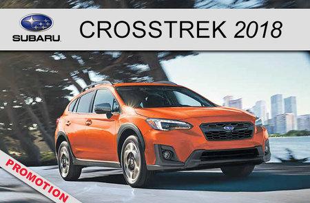 Crosstrek 2018