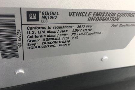 2013 Buick Verano COMFORT- $112 B/W