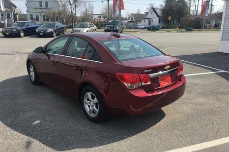2016 Chevrolet Cruze Limited 2LT- $144 B/W