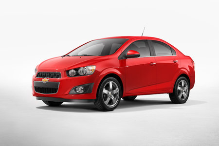 2014 Chevrolet Sonic LS...LOW KMS..AIR...AUTO