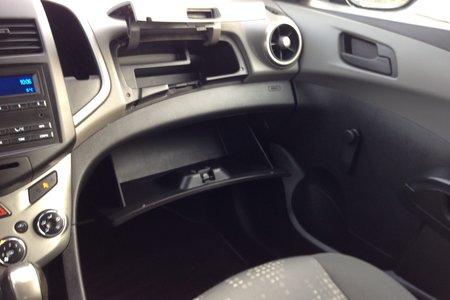 2015 Chevrolet Sonic LS