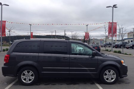 2017 Dodge Grand Caravan Crew- $183 B/W