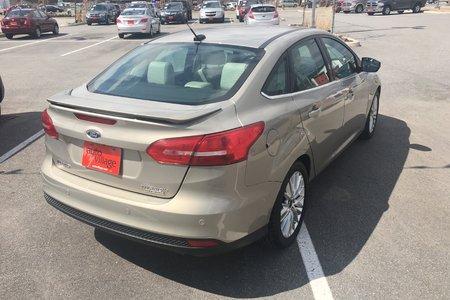 2015 Ford Focus Titanium- $108 B/W
