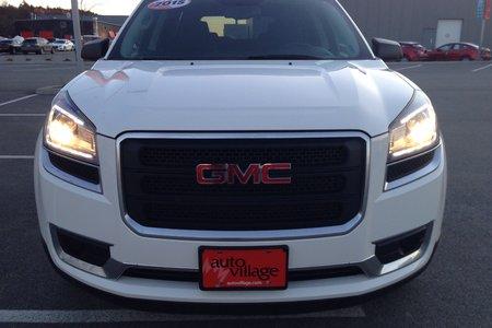 2015 GMC Acadia SLE- $225 B/W