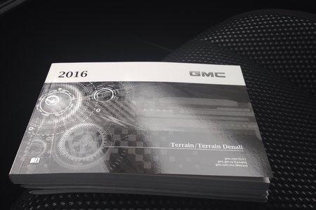 2016 GMC Terrain SLE