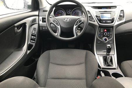 2016 Hyundai Elantra Sedan GL w/Sport Pkg