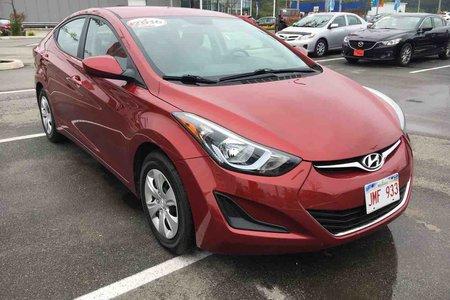 2016 Hyundai Elantra L