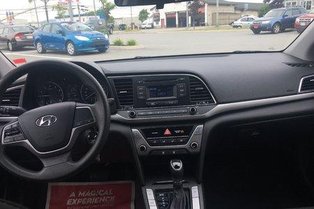 2017 Hyundai Elantra LE