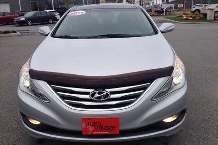 2014 Hyundai Sonata LTD 2.0T- $155 B/W