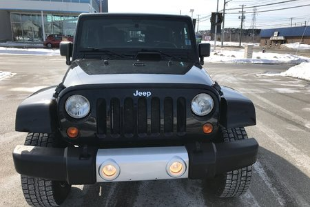 2011 Jeep Wrangler Sahara 2D Utility 4WD