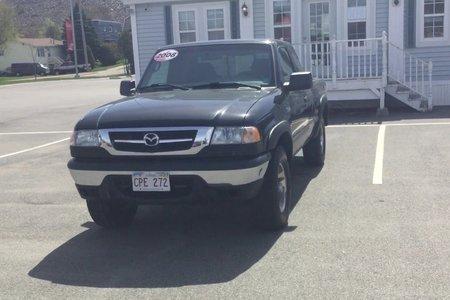 2008 Mazda B-Series Pickup SE..HARD TO FIND..$159 B/W...4X4...AIR..EXT CAB!!