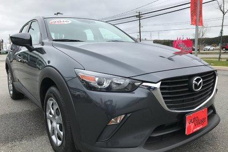 2016 Mazda CX-3 GX FWD at
