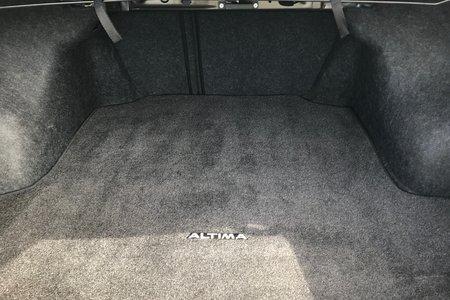 2016 Nissan Altima Sedan 2.5 CVT