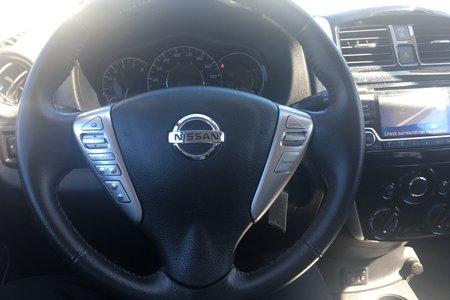 2017 Nissan Versa Note SV- $121 B/W