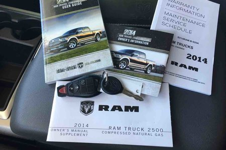 2014 Ram 1500 Outdoorsman