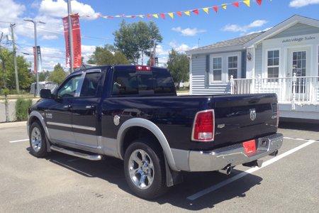 2014 Ram 1500 Laramie- $277 B/W